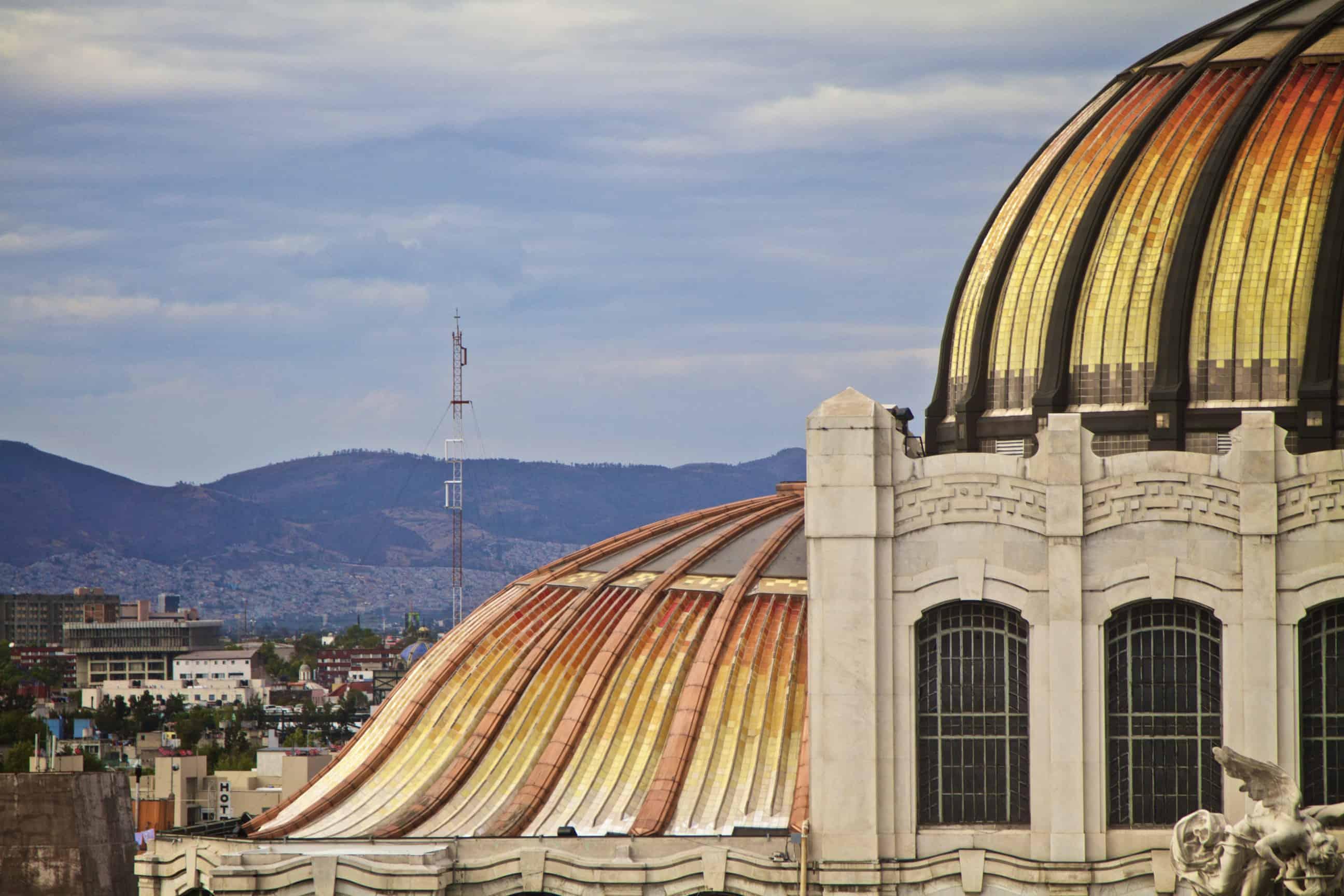 Mexico City_Palacio de Bellas Artes