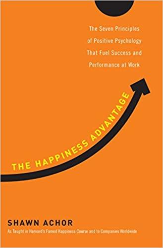 happiness advantage achor